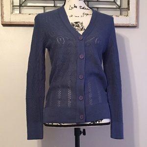 Vintage Teddi M Knit Cardigan